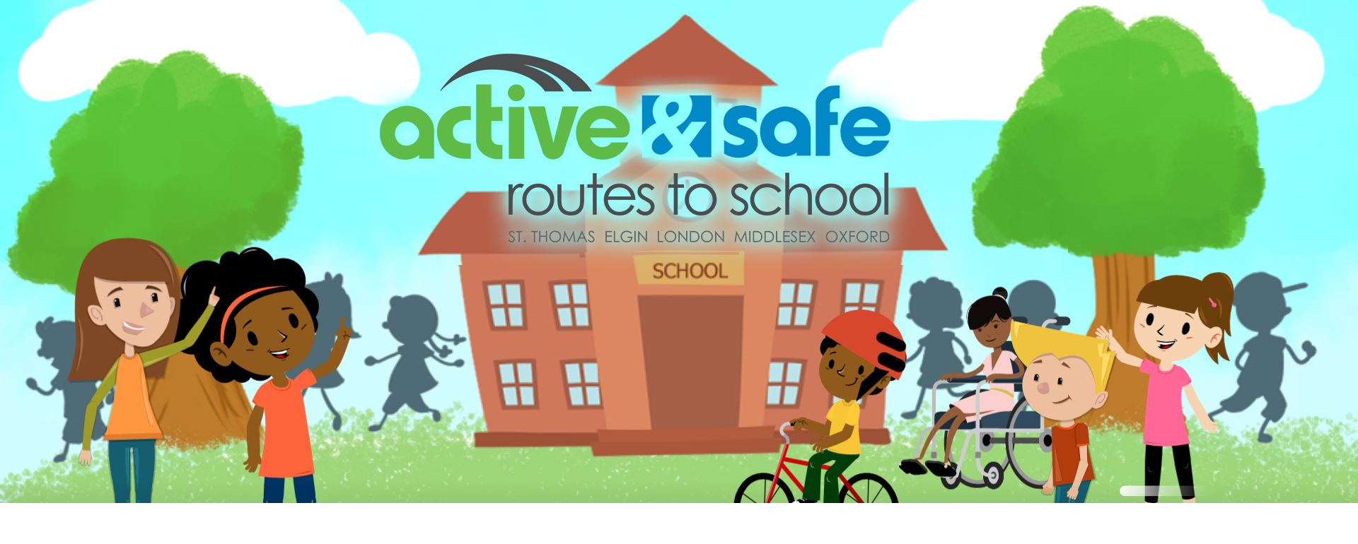 Climate Change & Active School Travel: Go Green Travel Clean Campaign