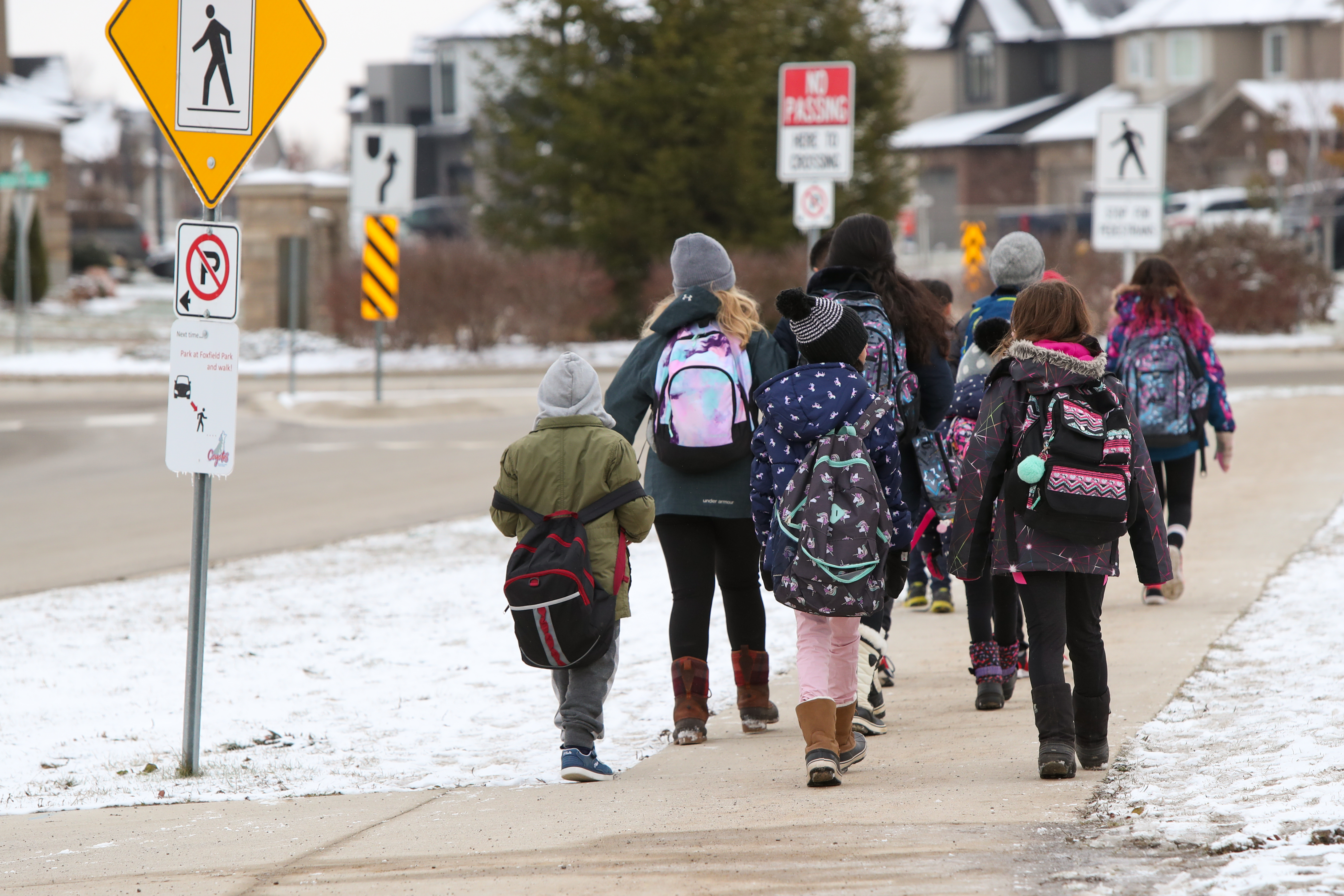 HEAL awarded CIHR Project Scheme Grant to study Active & Safe Routes to School